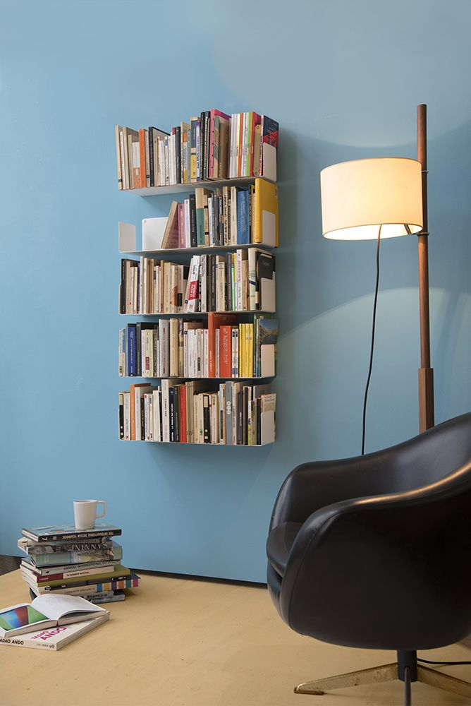 Teebooks Shelves Are Very Sturdy Stylish And Easy To Put The Shelves Are Minimalist And Can Fit In Any Type Of Ro Contemporary Shelf Design Shelf Design Home