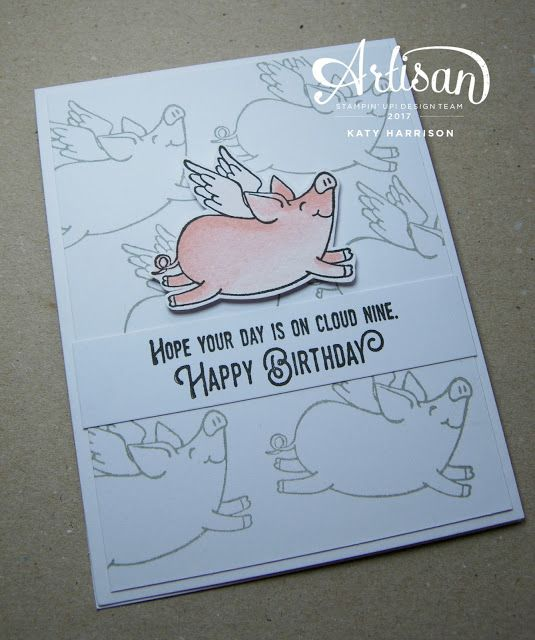 The Stamping Shed: Be Inspired blog hop....Inspired by birthdays