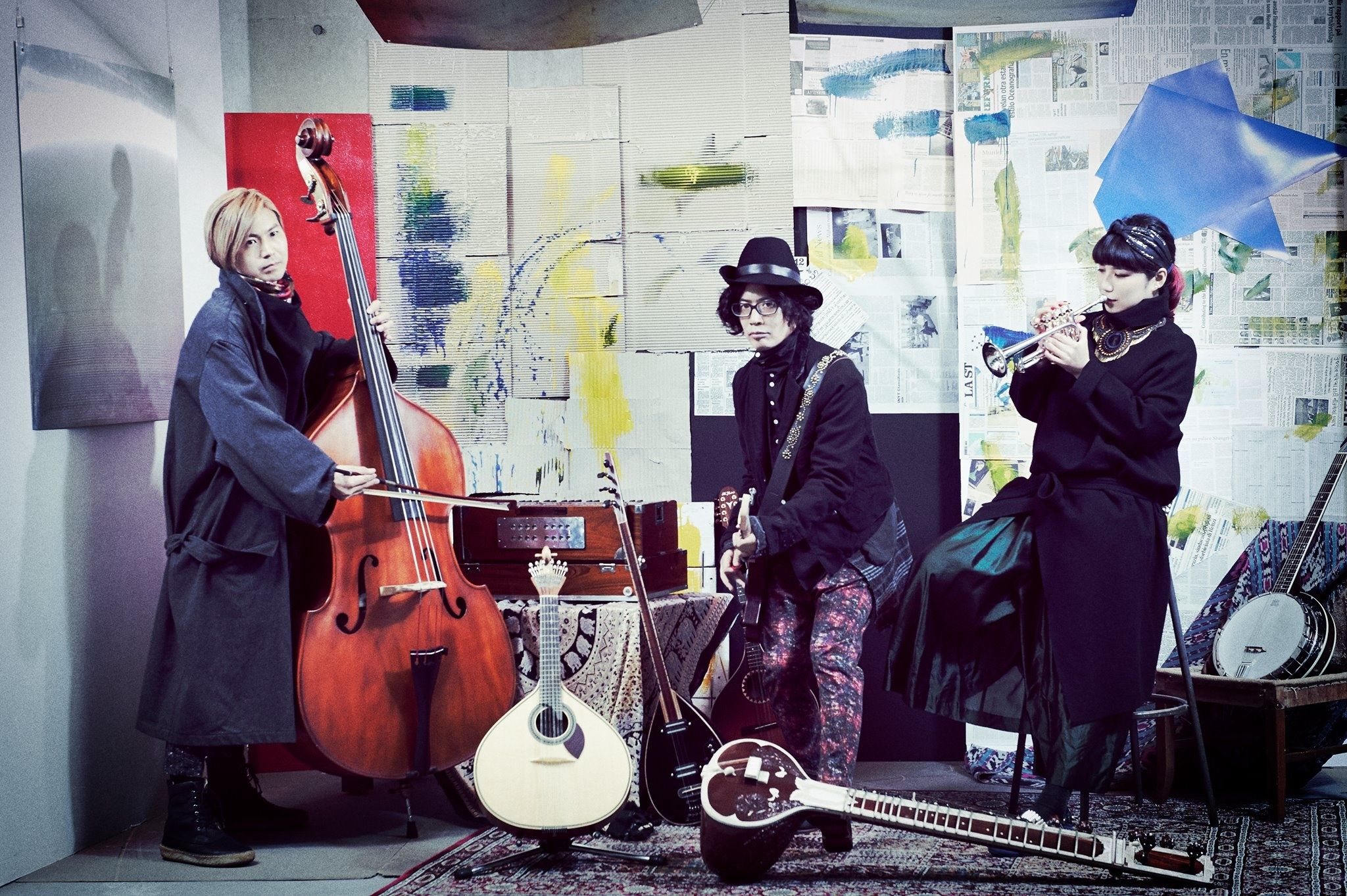 Band Music Quruli Dapat Merubah Pandangan Remaja Jepang