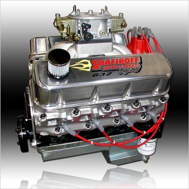 632 Ultrastreet Pump Gas Crate Engine Crate engines