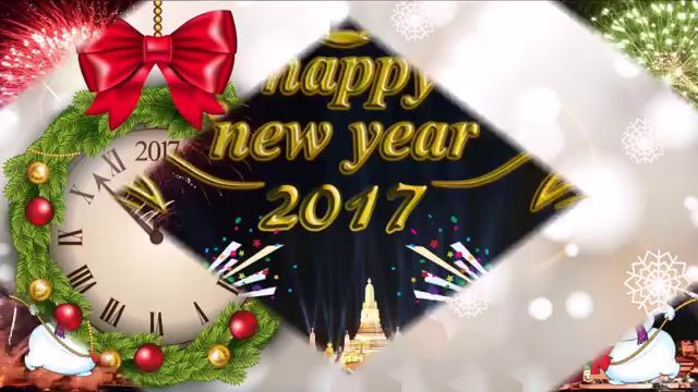 Happy new year 2017 video wtih message httpsfunnytubehappy happy new year 2017 video wtih message httpsfunnytube m4hsunfo