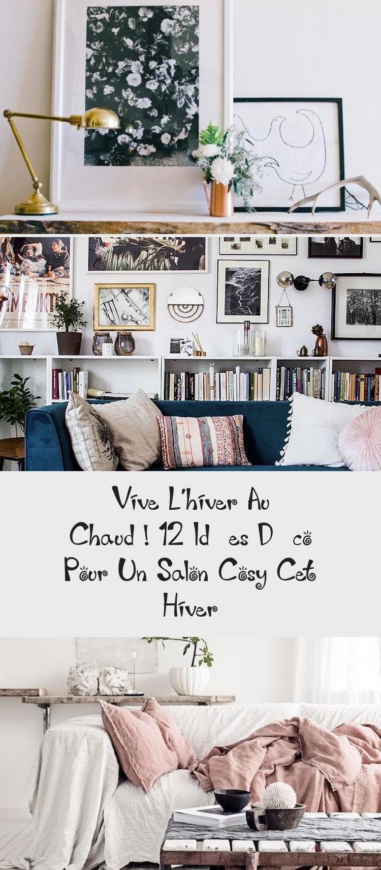Vive L Hiver Au Chaud 12 Idees Deco Pour Un Salon Cosy Cet Hiver