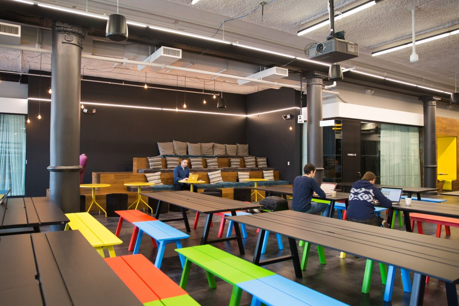 New York Industrial Works Inside The Offices Of New York 39s Biggest Startups