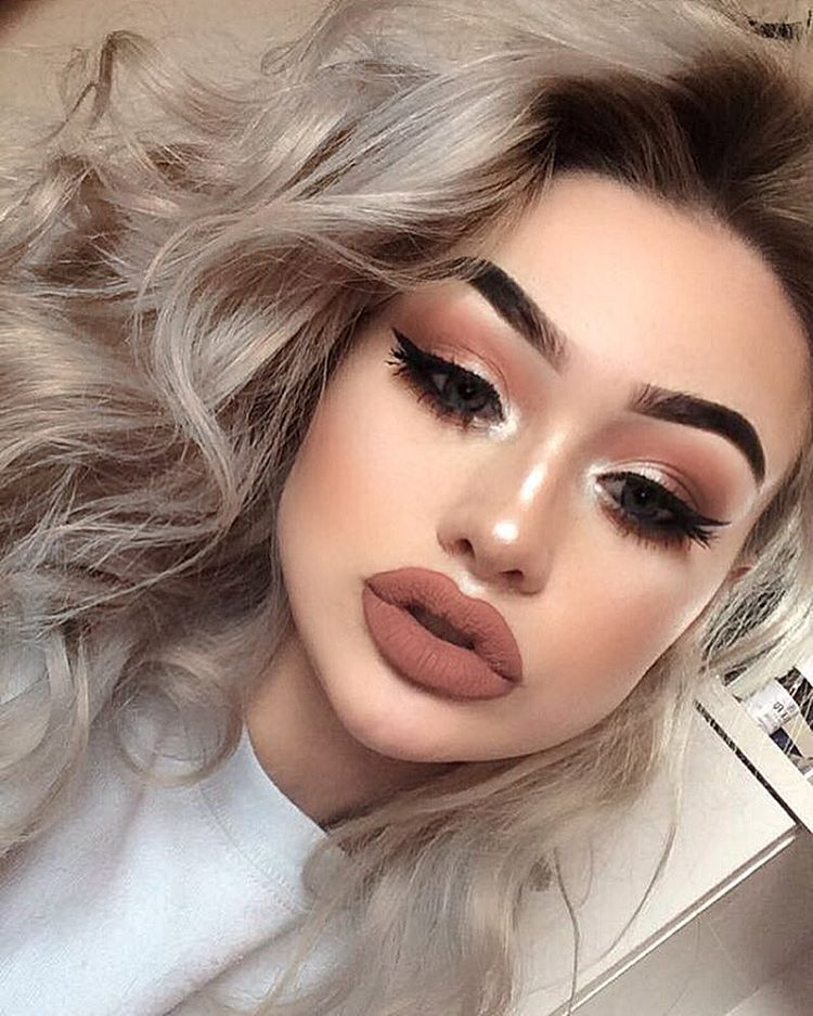 consulta esta foto de instagram de megfeather 4 688 me gusta makeup pinterest makeup. Black Bedroom Furniture Sets. Home Design Ideas