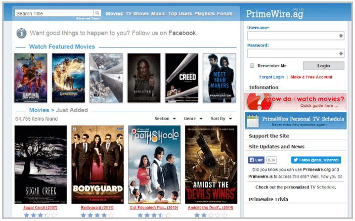 Watch new movies online free website PrimeWire.ag | Free Movies ...