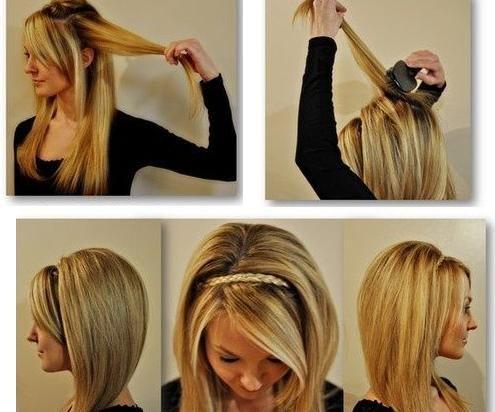 Easy Everyday Hairstyle | Hair | Pinterest | Easy everyday ...