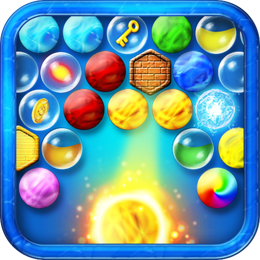 Bubble Bust! HD Bubble Shooter v1.070 (Mod Apk) Bubble