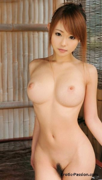All erotic asian woman nude