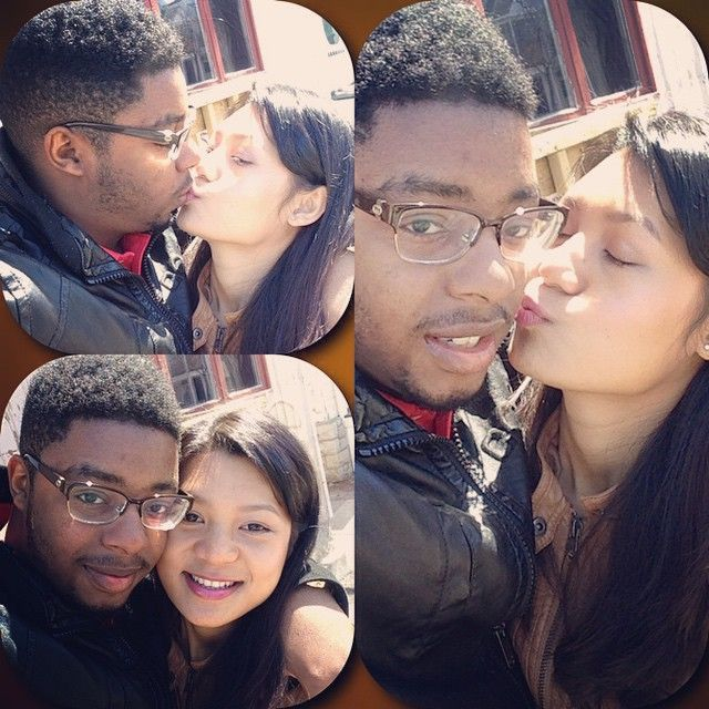 Black Guy With Asian Girl