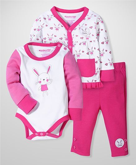 8f55954c641f Pin by FirstCry India on Onesies   Rompers for fashionable kids ...