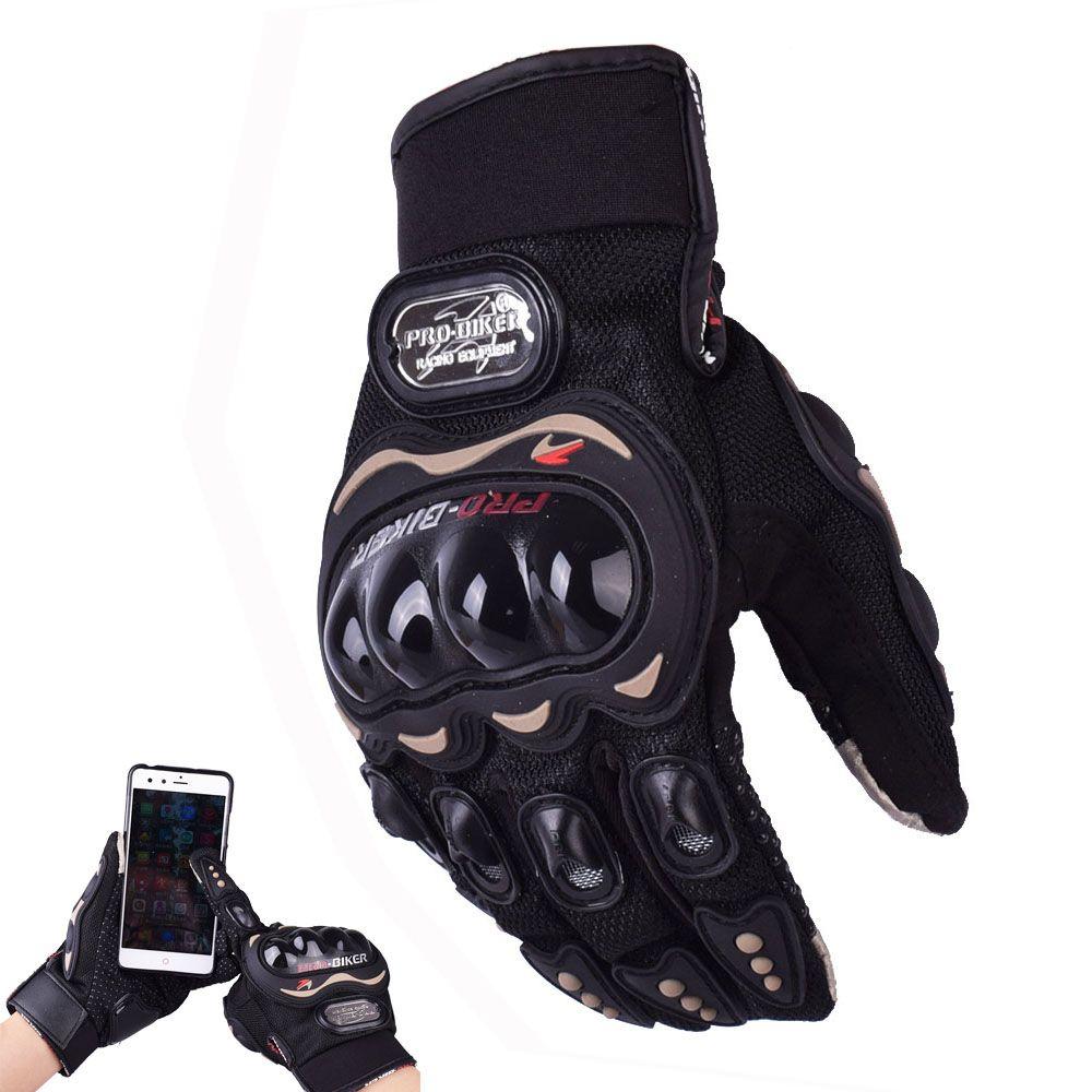 Pro-Biker Motorcycle Gloves Guantes Moto Luvas Eldiven Handschoenen Luvas da