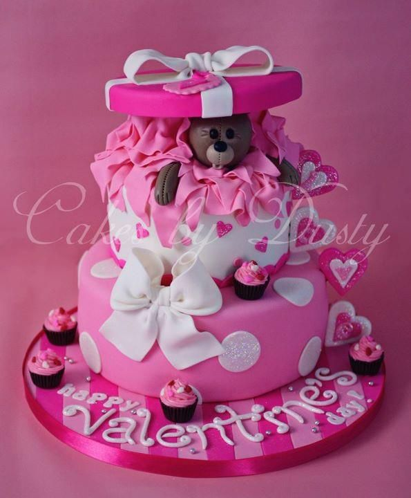Valentines Cakes | Cake Appreciation | Pinterest | Cake, Amazing ...