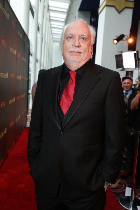 J. Michael Straczynski at event of Sense8 (2015)