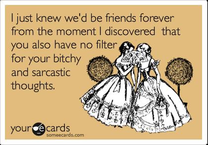 Haha thanks!! @Lauren Willoughby | it | Pinterest | Friends ...