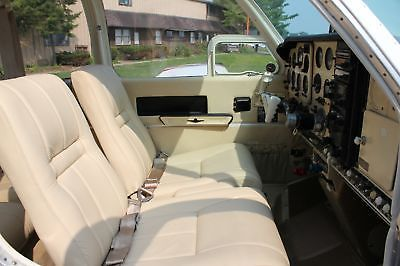 beechcraft interiors | Beechcraft Bonanza (4-seat) custom