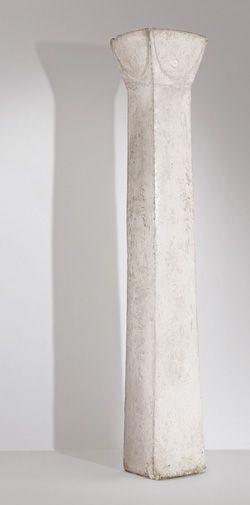 Standing Lamp, model \u0027Pilastre\u0027 by Alberto Giacometti Formerly in