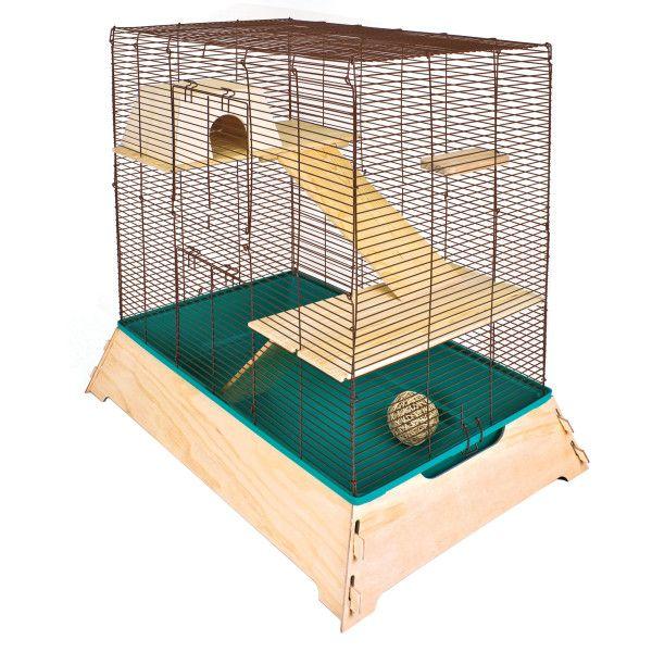 Wooden Hamster Cage 54 99 Petsmart Com Pet Supplies Hamster