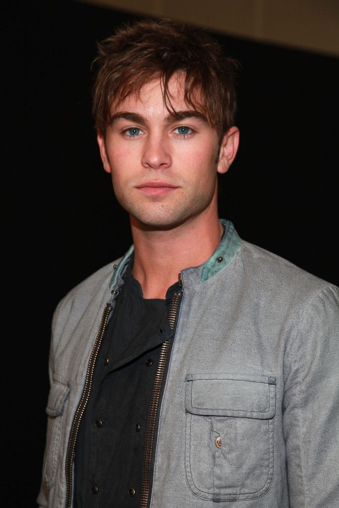 Chace Crawford Photos Photos: Diesel Black Gold - Front Row - Fall 2011 Mercedes-Benz Fashion Week