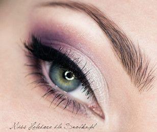 eye makeup  simple elegant purple  ten 10 different