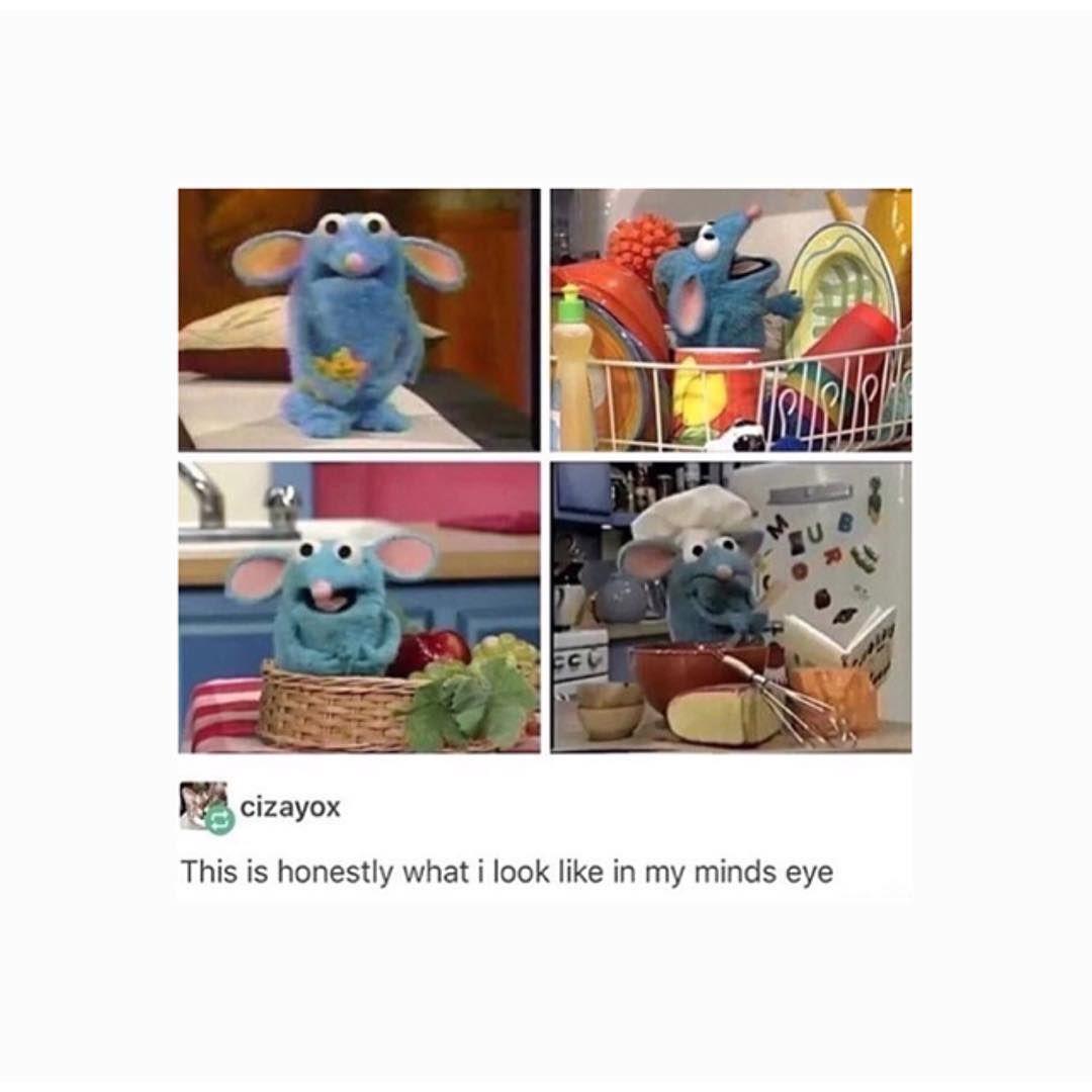 Tutter Big Blue House Cartoon The Muppet Show