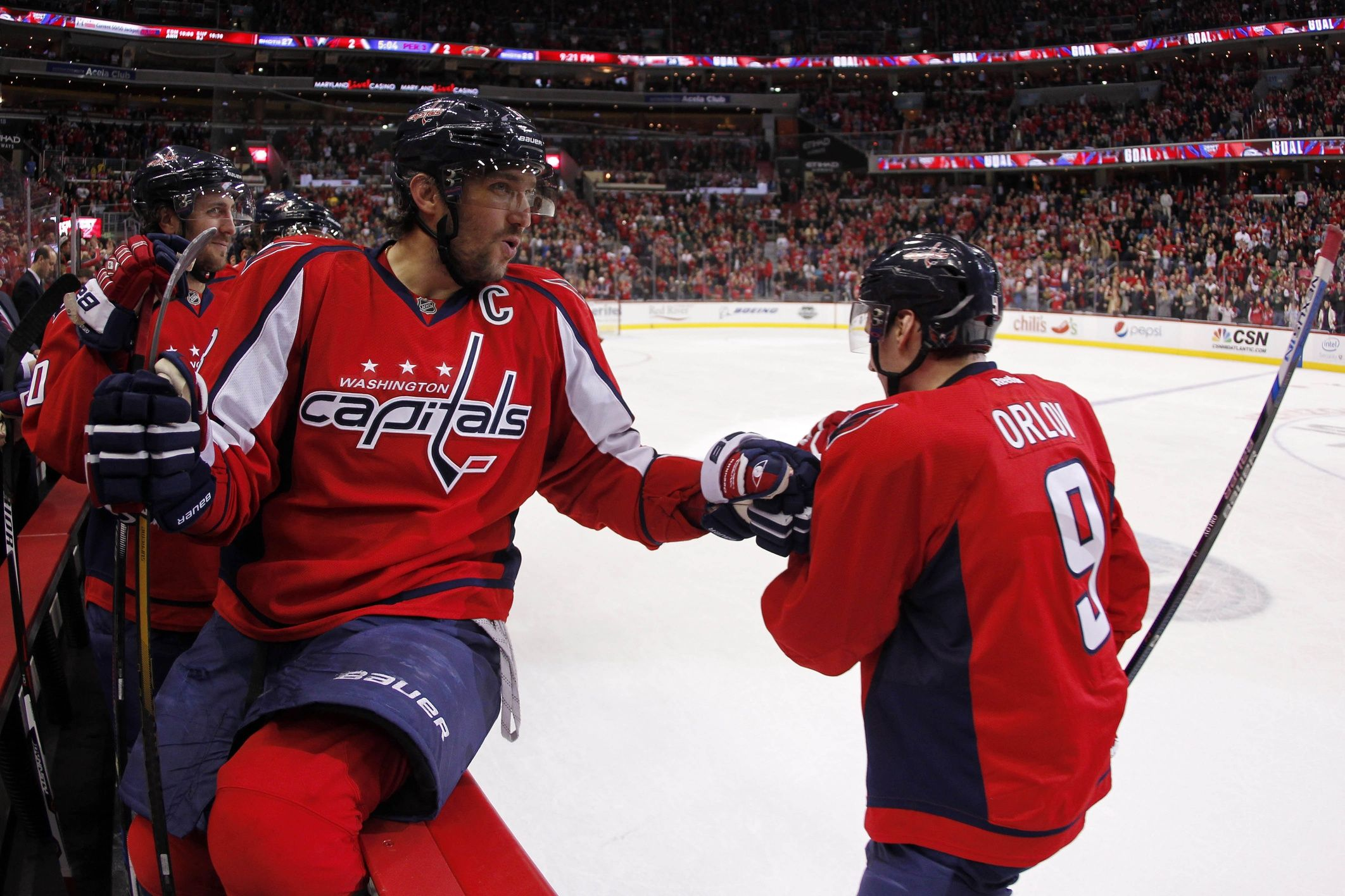 Key Position Battles For The Capitals Entering 2016 17 Capitals Hockey Hockey World National Hockey League