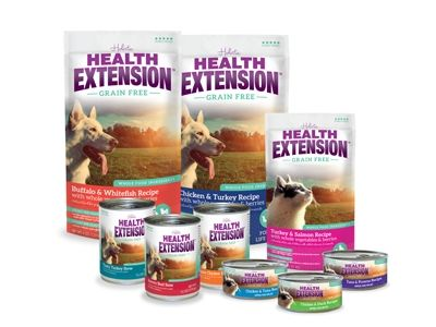 Health Extension Pet Care Unveils New Packaging for Grain-Free Line