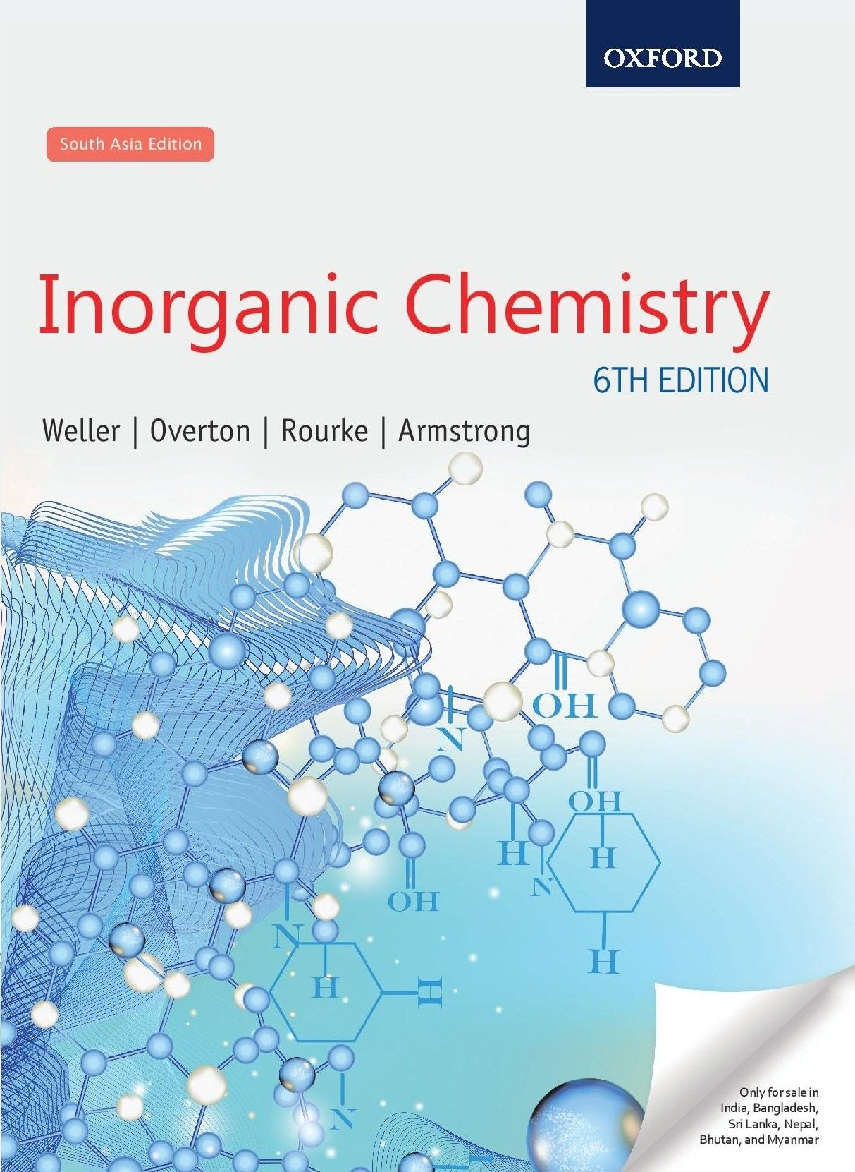 Check out our new product inorganic chemistry sixth edition cod check out our new product inorganic chemistry sixth edition cod author mark weller fraser armstrong jonathan rourke and tina overtonpublication date fandeluxe Images