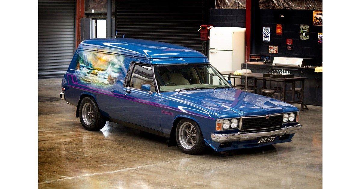 1977 HOLDEN SANDMAN Aussie muscle cars, Holden, Holden