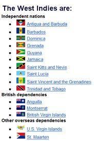 British West Indies Flag