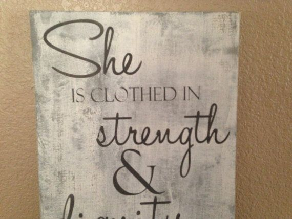 New primitive proverbs 31 scripture customizable bible for Bible verse decor
