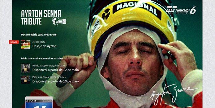 PIPOCA COM BACON - Games pra Zerar #3: Especial Ayrton Senna - ayrton senna_gta_6 #PipocaComBacon