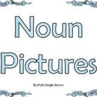 Noun Pictures for Vocabulary DevelopmentPrice: 80 pages X .5 = $4.00These cards are a great help when developing a sight word vocabulary or lea...