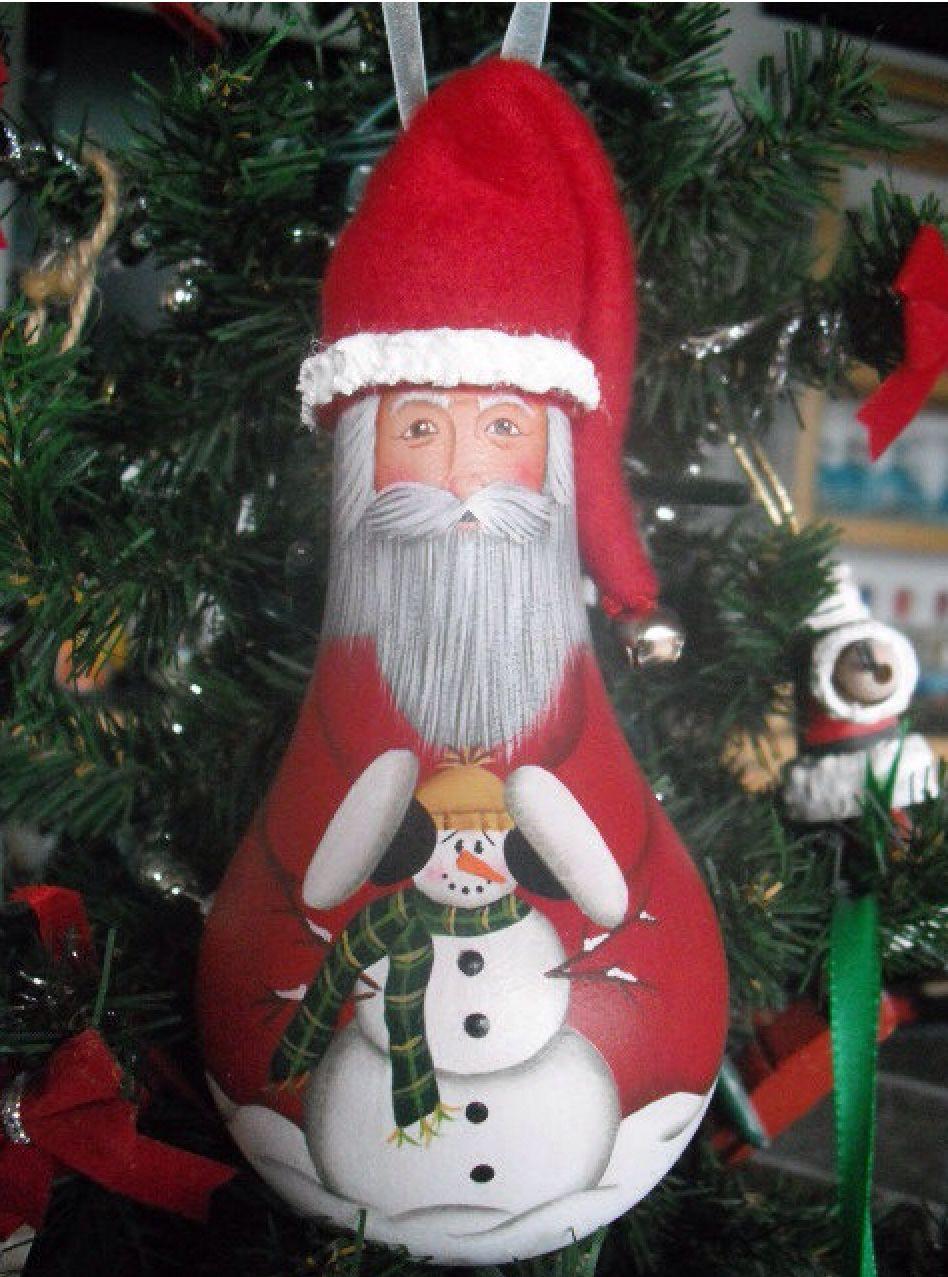 Navidad, decoración | Decoración Navideña | Pinterest | Ornament ... for Painted Light Bulb Art  165jwn
