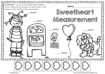 No Prep Valentine's Day Math and Literacy Printables. 20 Common Core Aligned activities included! $