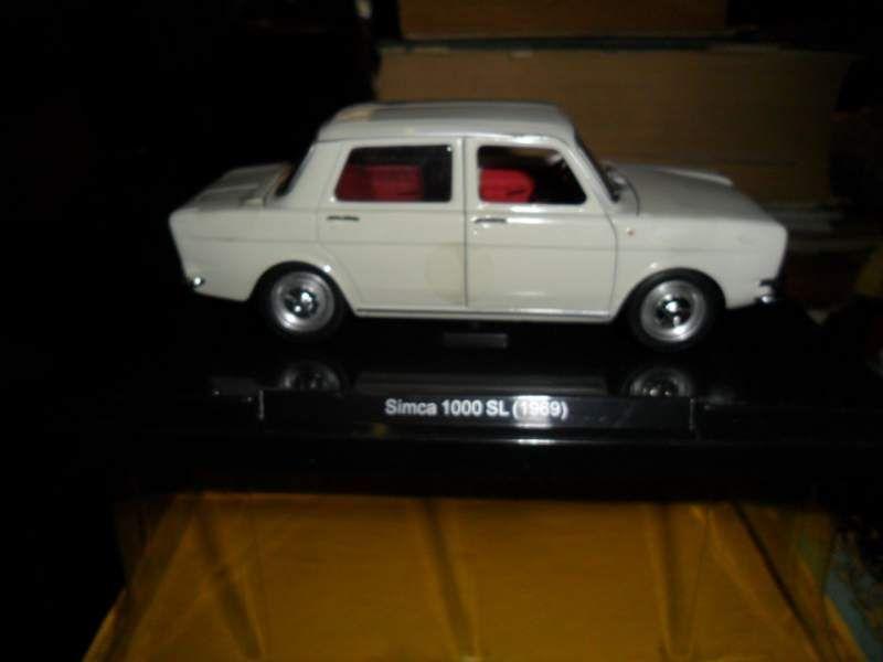 modelismo simca 1100 sl Euro 45