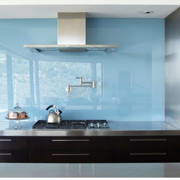move over, tile: 5 backsplashes made of sheet materials — kitchen