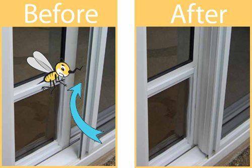 Bug Warden Pet Door Bug Blocker For Sliding Doors Tall 10 Pet Doors Sliding Doors Pet Door