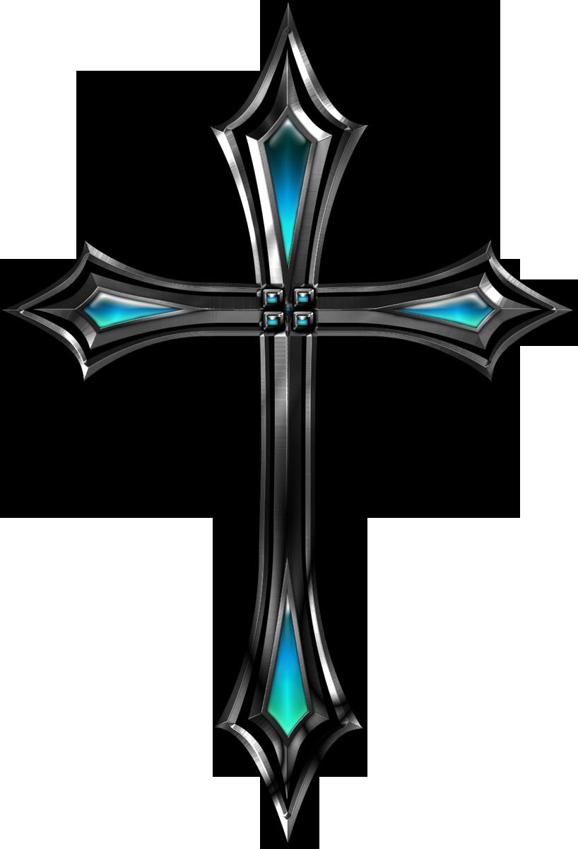 5605dada6 Gothic cross 6 by jojo-ojoj on DeviantArt | Crosses | Cross tattoo ...