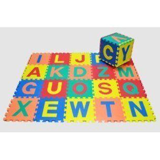Verdes Alphabet Foam Floor Puzzle By Verdes 20 40 Verdes Alphabet Foam Floor Puzzle Ages For 3 Interlocking Foam Mats Alphabet For Kids Lettering Alphabet