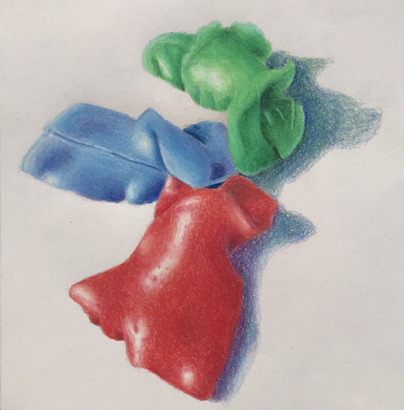 Check Out The Various Colored Pencil Lessons In My Tpt