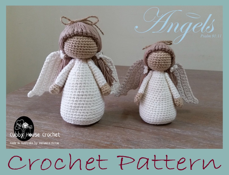 Angel Crochet Pattern Custom Design Ideas