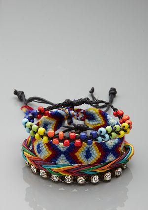 maldives bracelet set