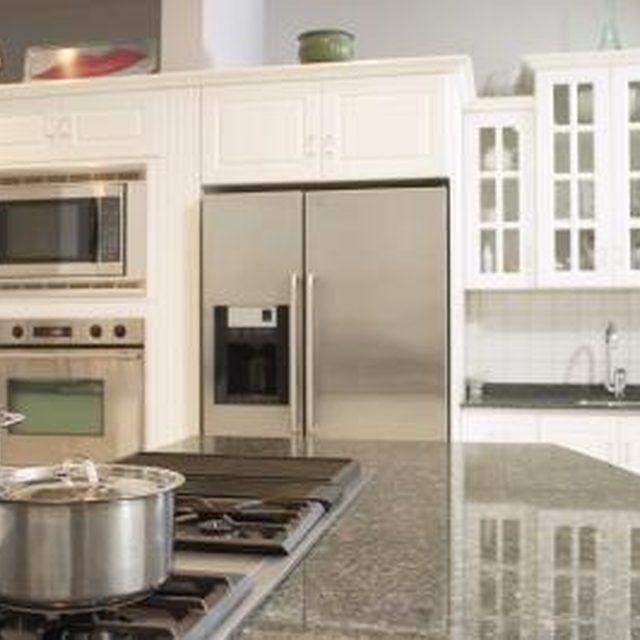 Keep your granite countertops looking seam free by repairing ugly joints between…