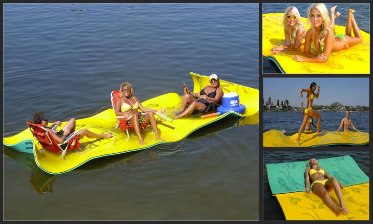Lake Toys Aqua Lily Pad