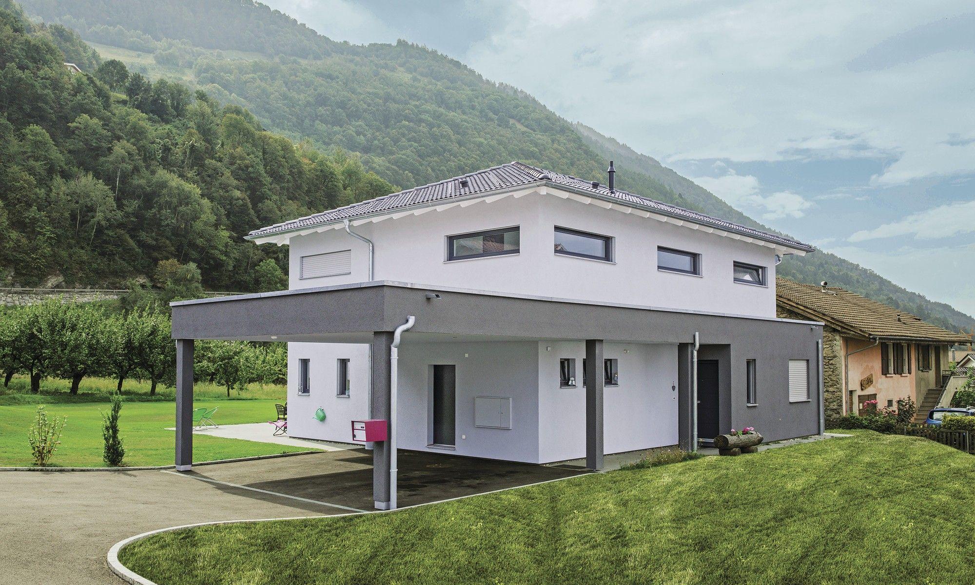 WeberHaus Warmherziges Einfamilienhaus Haus, Weber