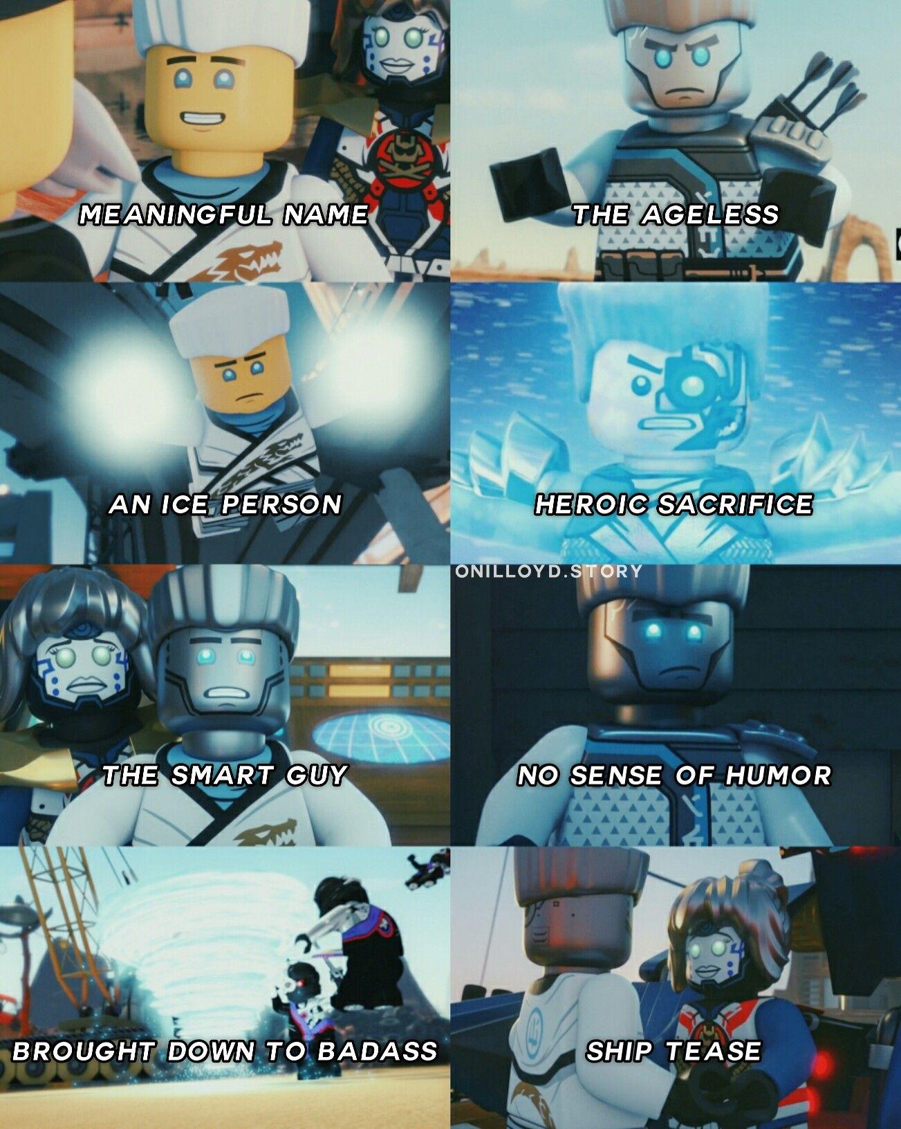 Credit Onilloyd Story Instagram Ninjago Lego Ninjago Ninjago Ninjago Memes