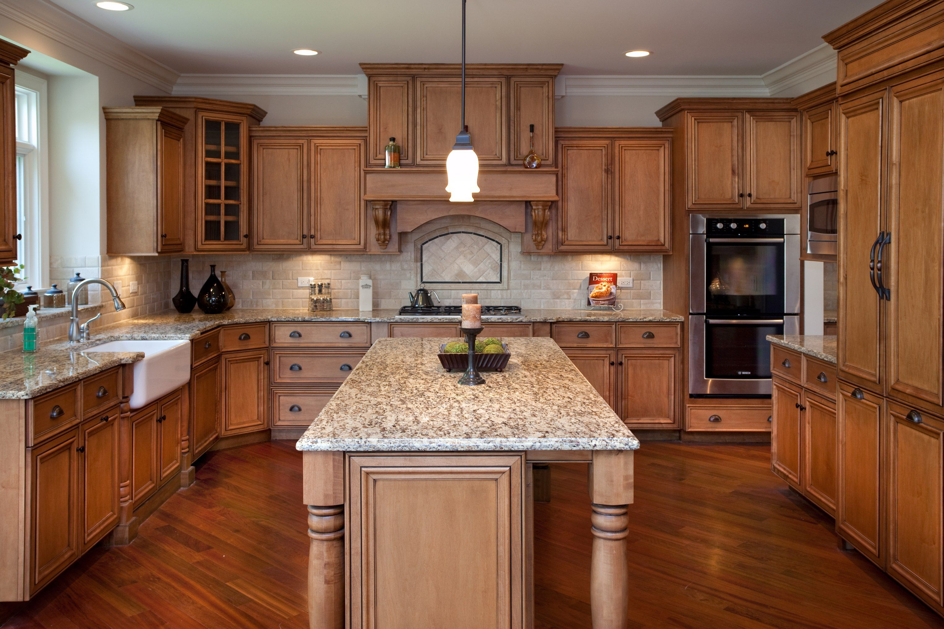 Pin by Oakley Home Builders on Kitchen Designs Corner