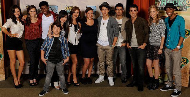 Camp Rock Cast Camp Rock It Cast Disney Channel Stars