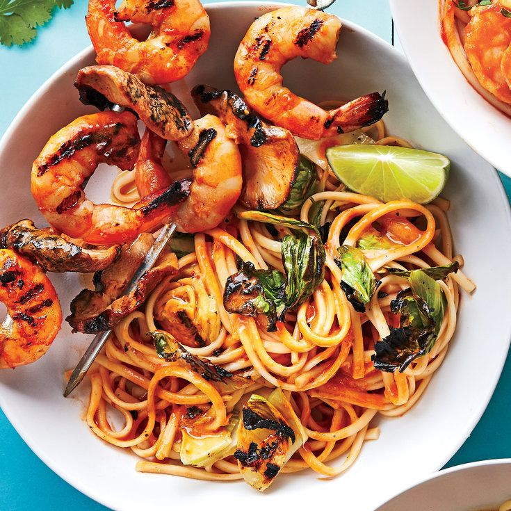 50 Of Our Best Seafood Recipes For Dinner: Shrimp Pasta Recipes, How To