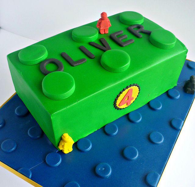Green Lego Brick Cake Birthday Ideas Cake Lego Cake